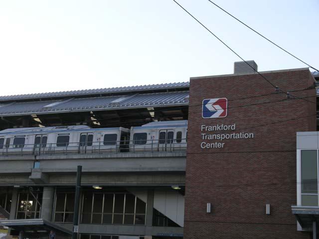 Old Frankford Transportation Center