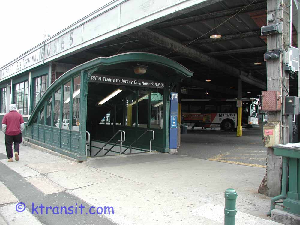 path station hoboken